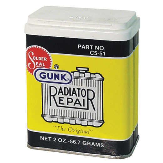 Radiator & Gas Tank Parts