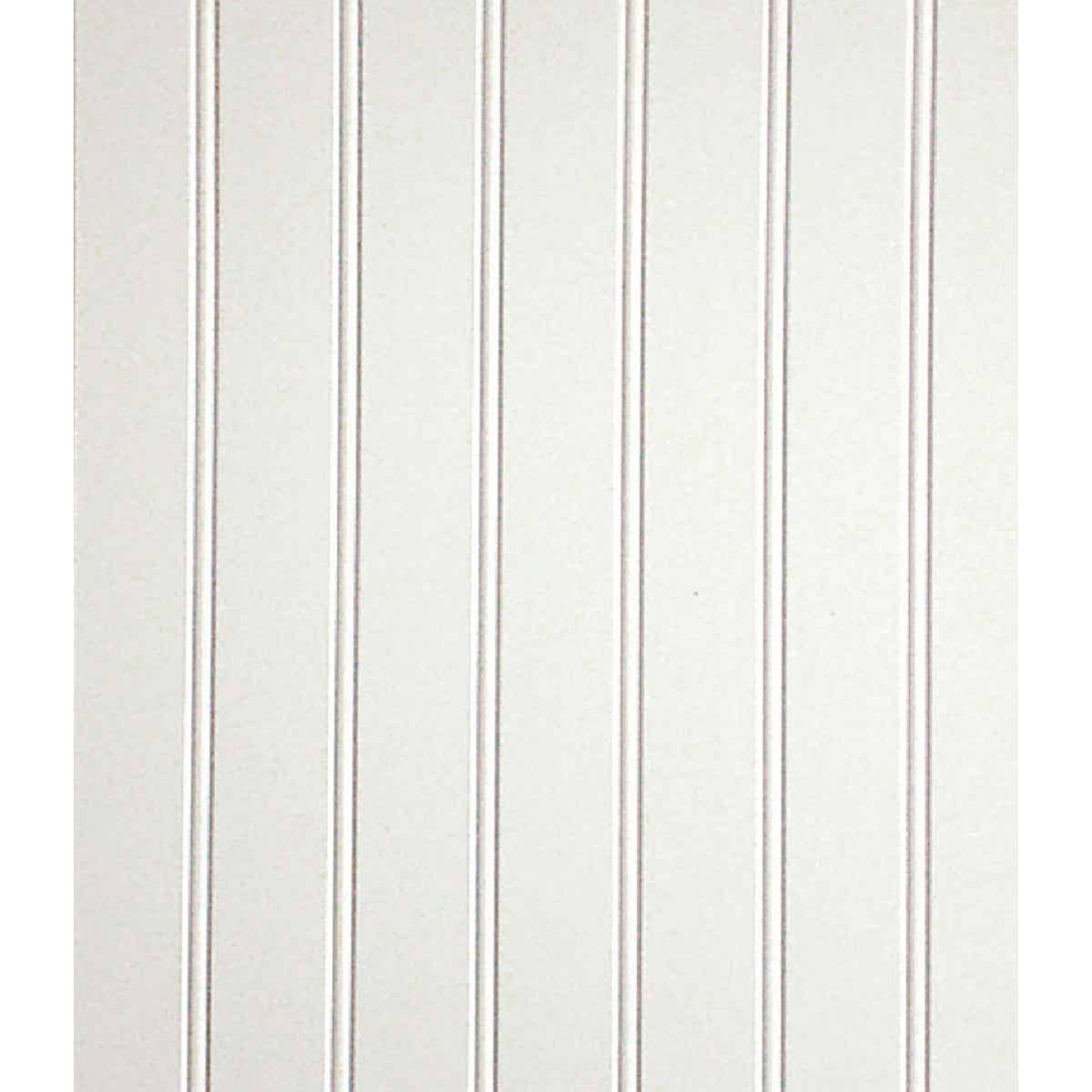 DPI 4 Ft. x 8 Ft. x 3/16 In. Paintable White Beaded Wall Paneling Image 3