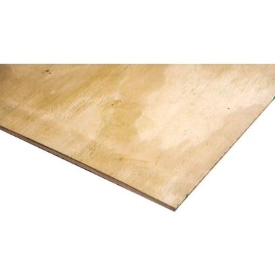 Universal Forest Products 1/2 In. x 24 In. x 48 In. BCX Pine Plywood