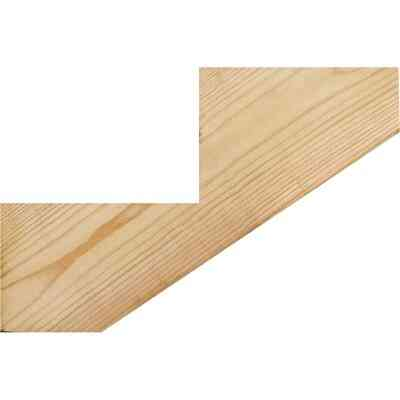 Kitzmans 2 In. x 10 In. 2-Step Treated Precut Stair Stringer