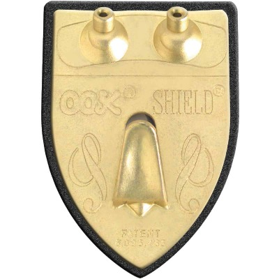 Hillman OOK 50 Lb. Capacity Shield Picture Hanger (2 Count)