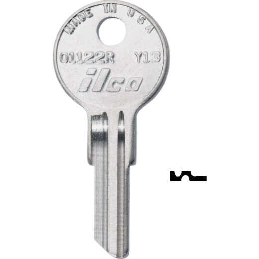 ILCO Key Blank For Yale Lockset (10-pack)
