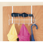 ClosetMaid 19 In. 6-Hook Over-The-Door Hook Rail Image 2