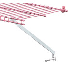 ClosetMaid 12 In. White Shelving Support Bracket (12-Pack) Image 1