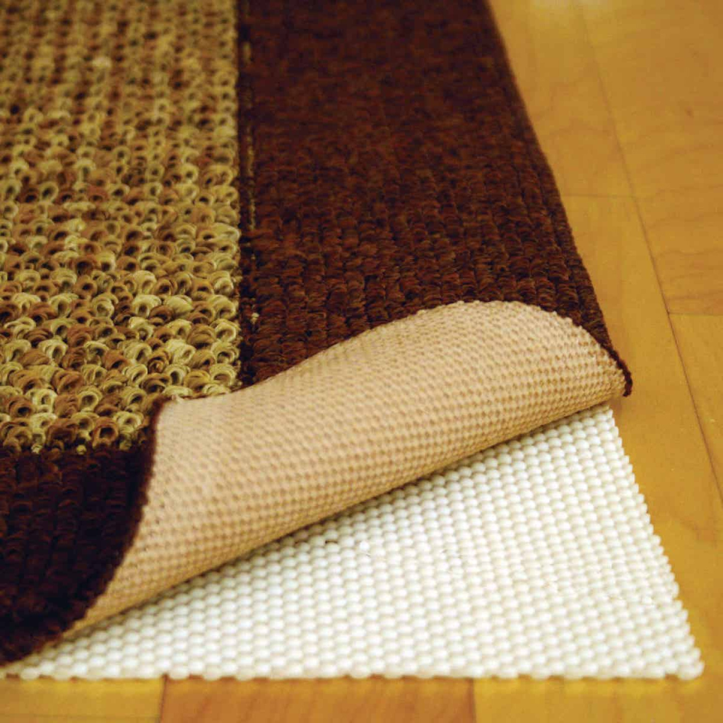 Mohawk Home 2 Ft. 4 In. x 3 Ft. 6 In. Better Quality Nonslip Rug Pad Image 1