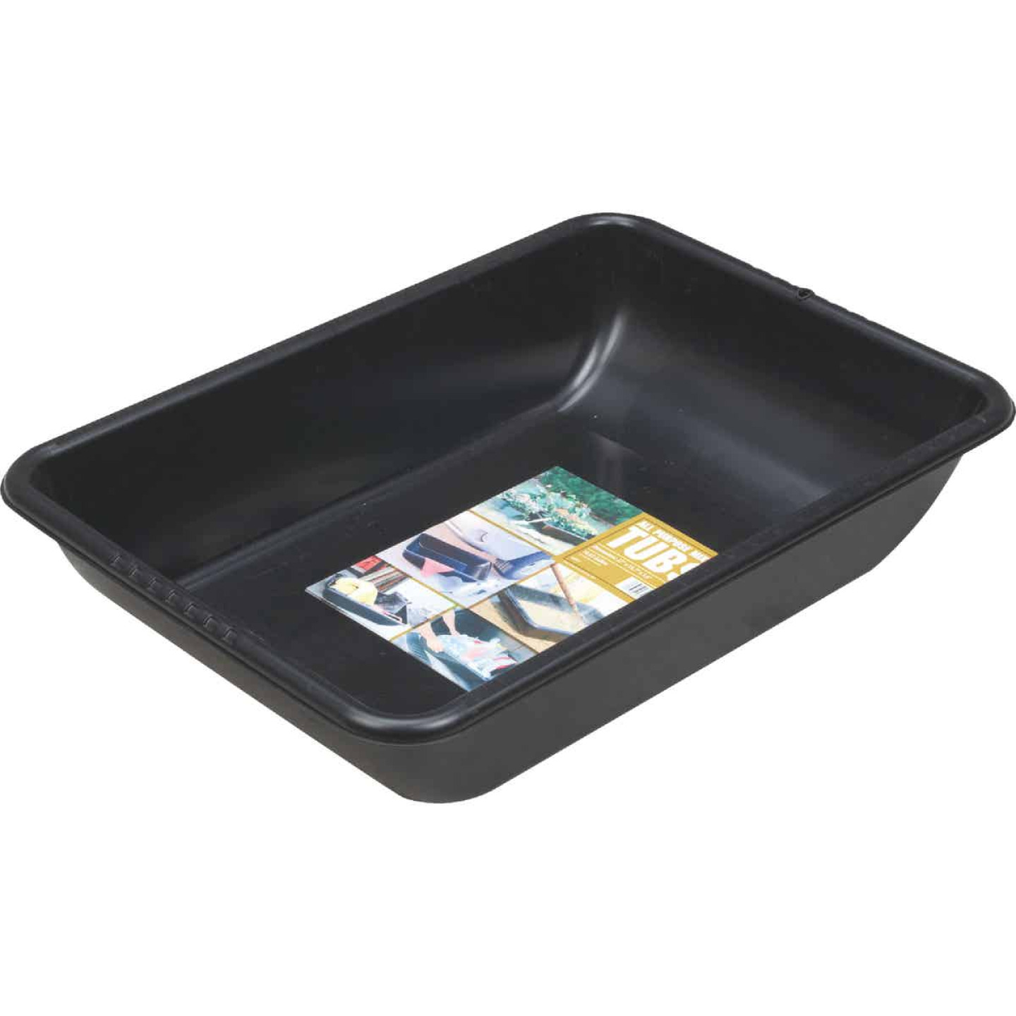 Heavy-Duty 27 In. Concrete Mixing Tub Image 7