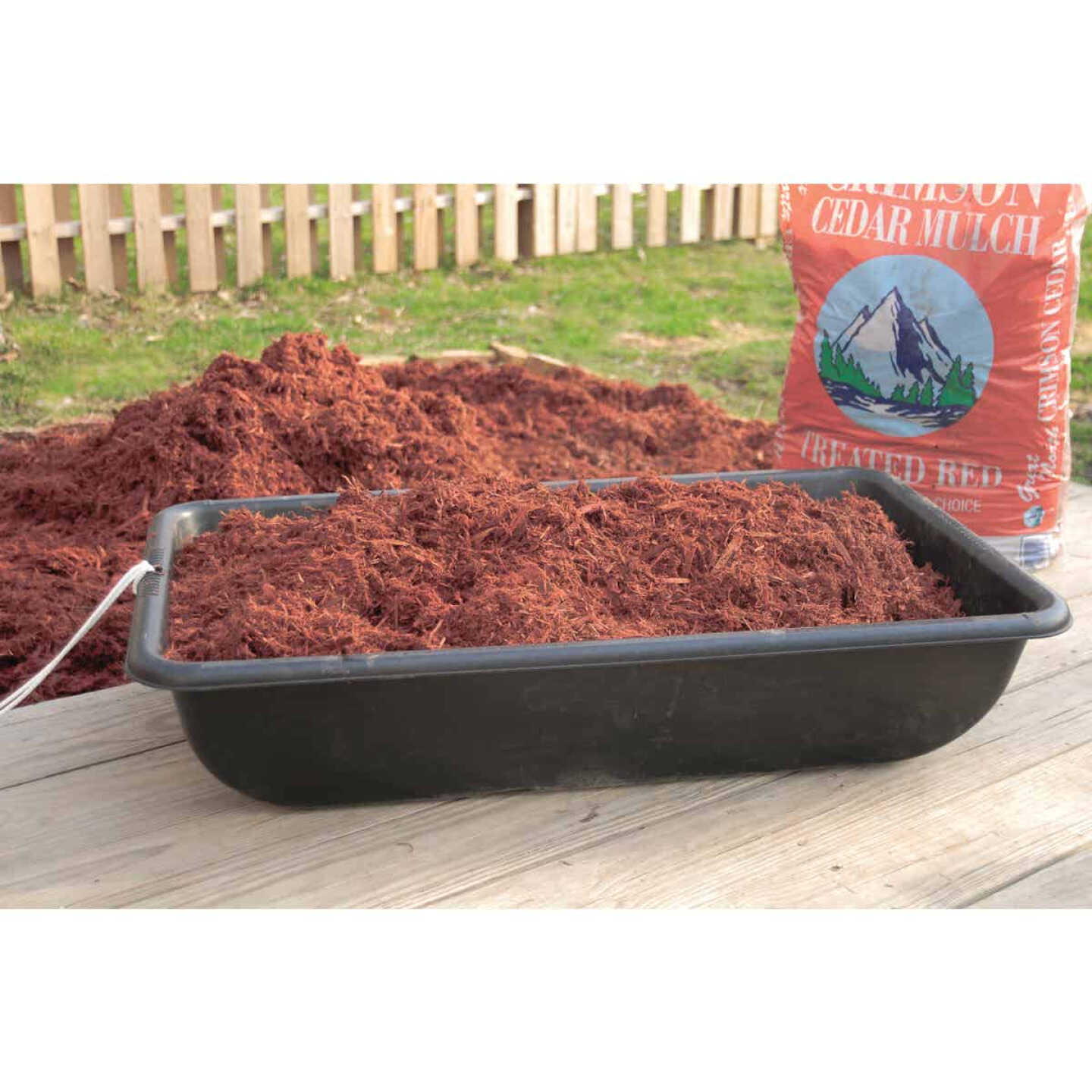 Heavy-Duty Large 37.6 In. Concrete Mixing Tub Image 8