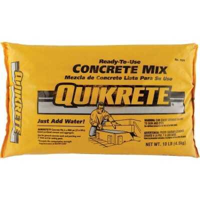 Quikrete 10 Lb. Ready to Use Concrete Mix