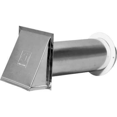 Dundas Jafine 3 In. Aluminum Dryer Vent Hood