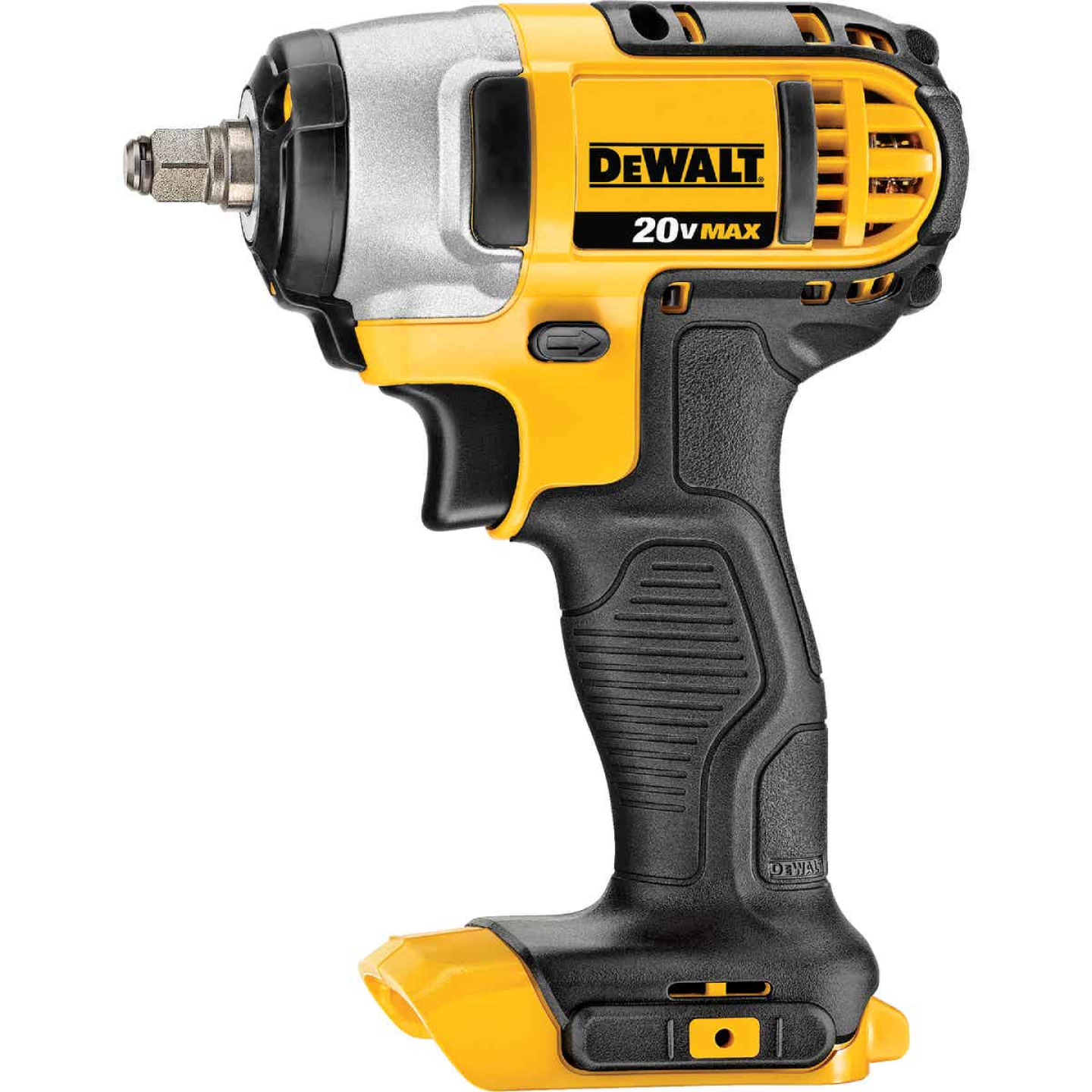 DeWalt 20 Volt MAX Lithium-Ion 3/8 In. Cordless Impact Wrench (Bare Tool) Image 1