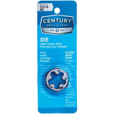 Irwin Hanson 1/2 In. - 13 NC Machine Screw Hex Die