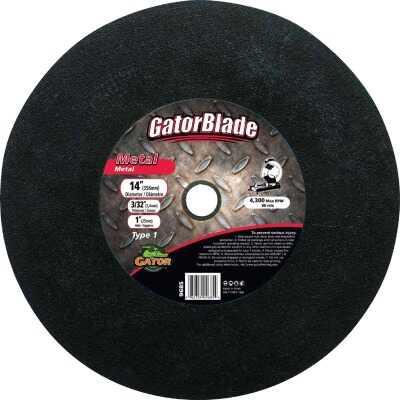 Gator Blade Type 1 12 In. x 3/32 In. x 1 In. Metal Cut-Off Wheel