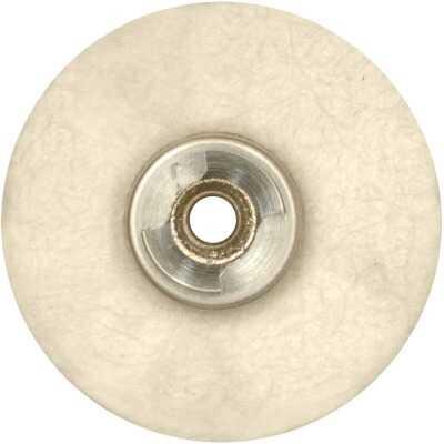 Dremel EZ Lock 1 In. Cloth Polishing Wheel
