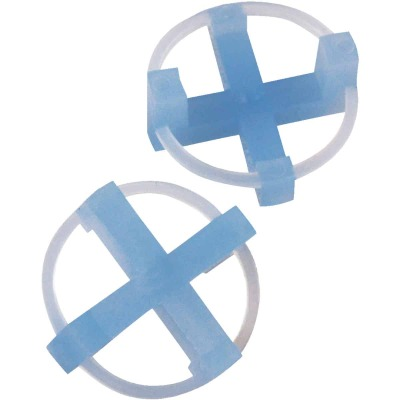 Marshalltown 3/16 In. Blue Tavy Tile Spacers (100-Pack)