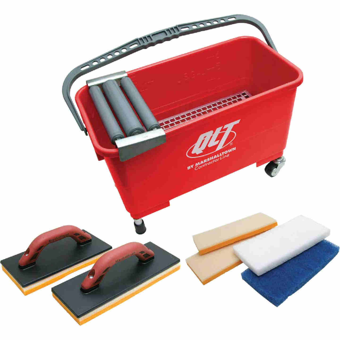 QLT Deluxe Grout Kit (6-Piece) Image 1