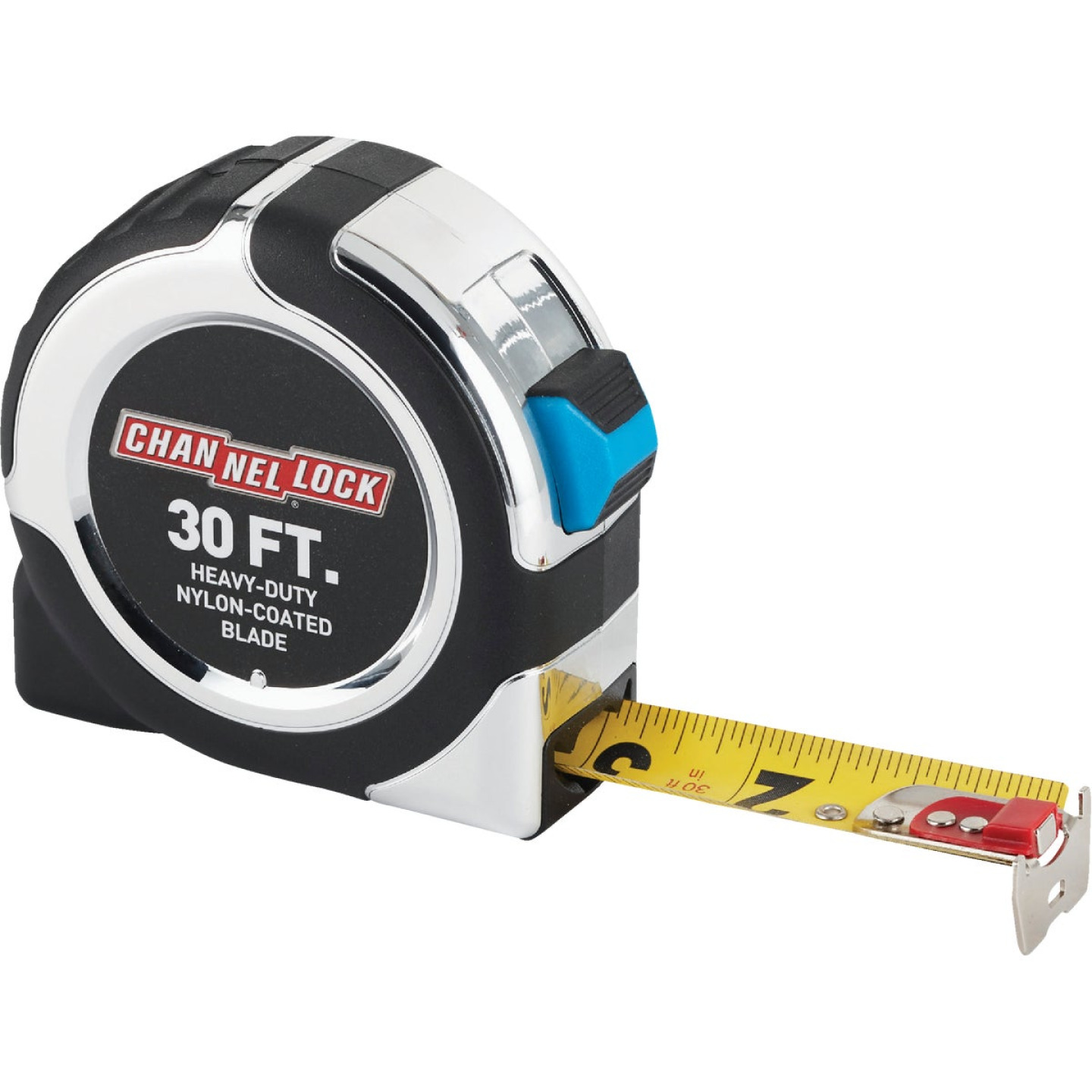 Channellock 30 Ft. Professional Tape Measure Image 1
