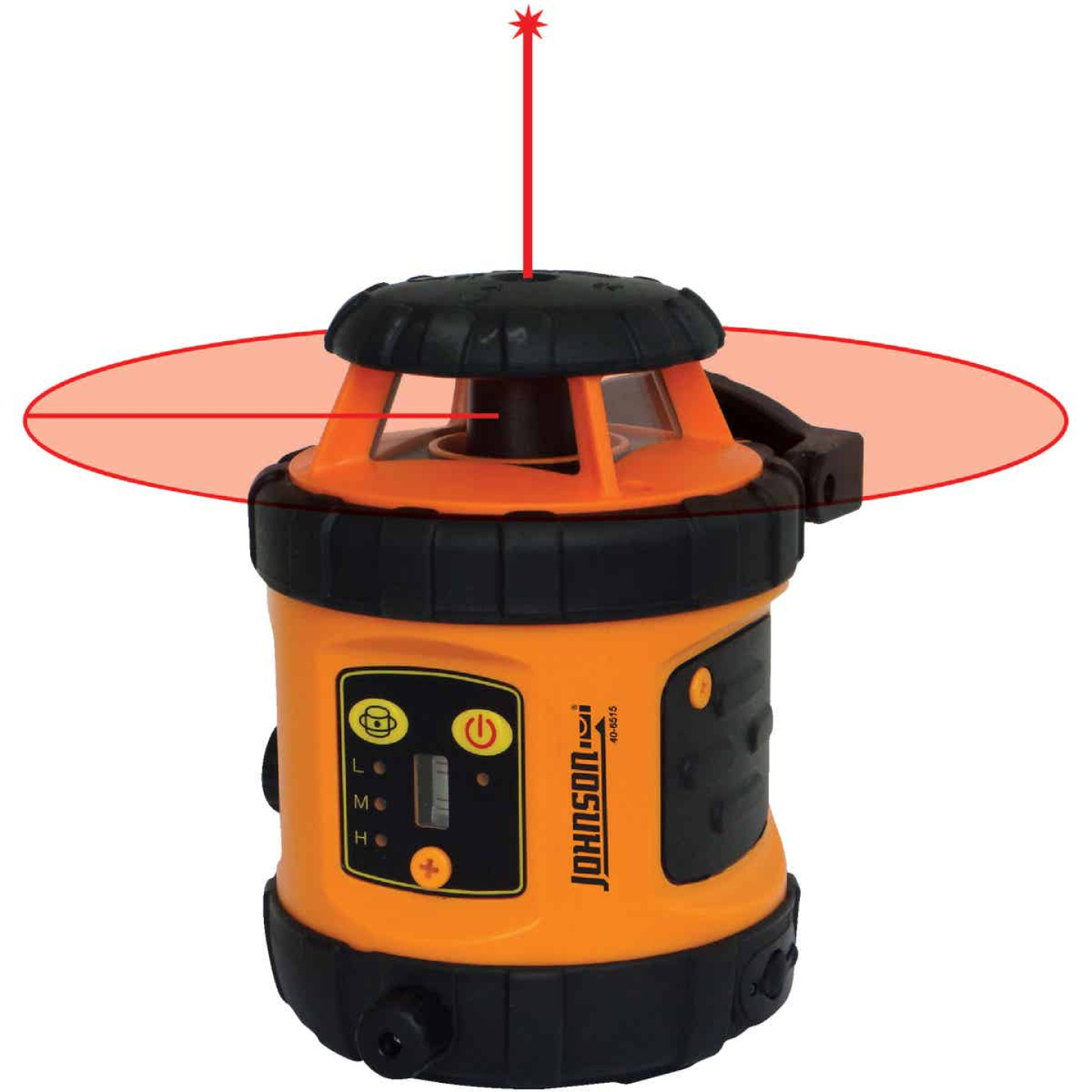Johnson Level 800 Ft. Self-Leveling Rotary Laser Level Image 1