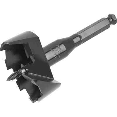 Milwaukee 2-9/16 In. x 6 In. Standard Self-Feed Wood Bit