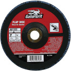 Gator Blade 7 In. x 7/8 In. 60-Grit Type 29 Angle Grinder Flap Disc Image 1