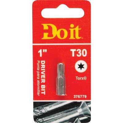 Do it T-30 TORX 1 In. Insert Screwdriver Bit