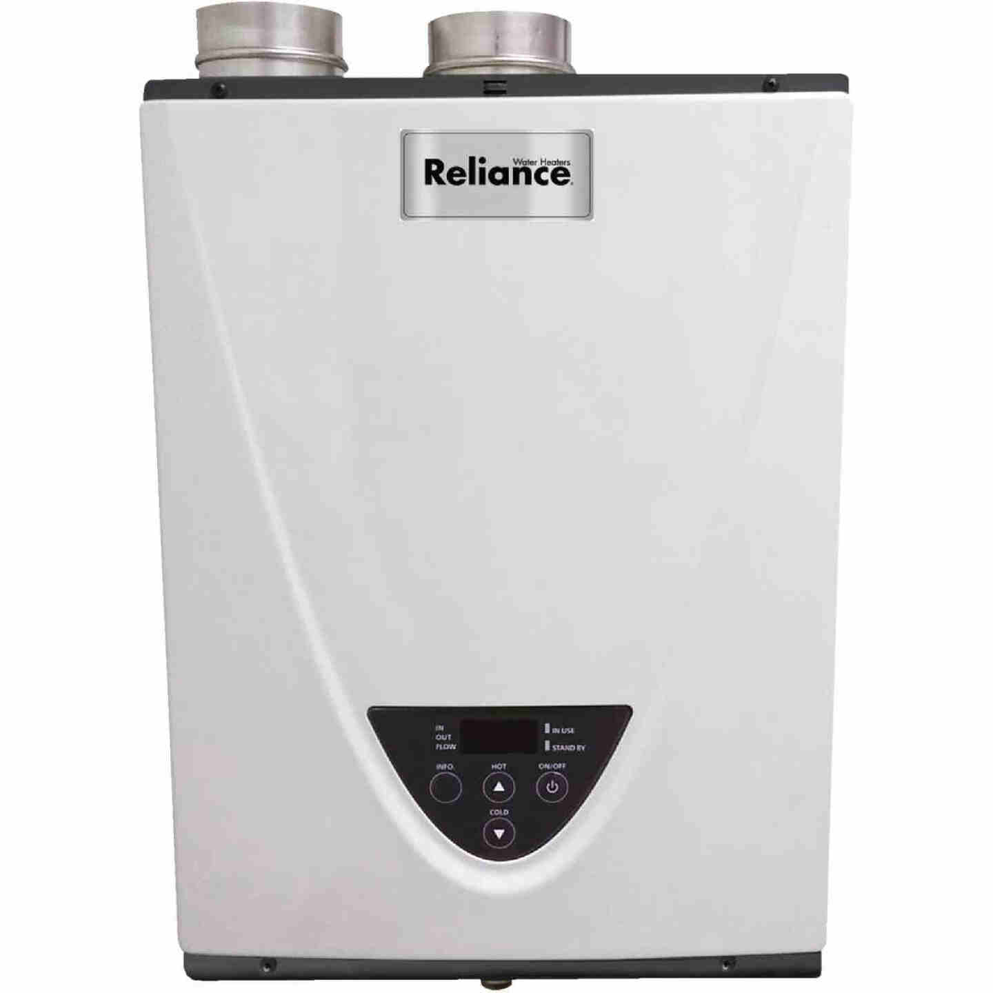 Reliance Series TS-540-GIH Natural Gas Tankless Water Heater Image 1