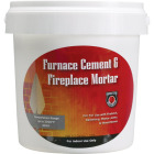 Meeco's Red Devil 1/2 Gal. Gray Furnace Cement & Fireplace Mortar Image 1