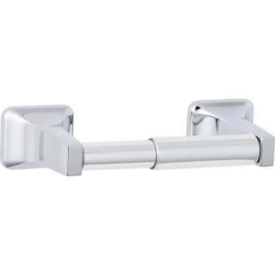 Home Impressions Vista Polished Chrome Wall Mount Toilet Paper Holder
