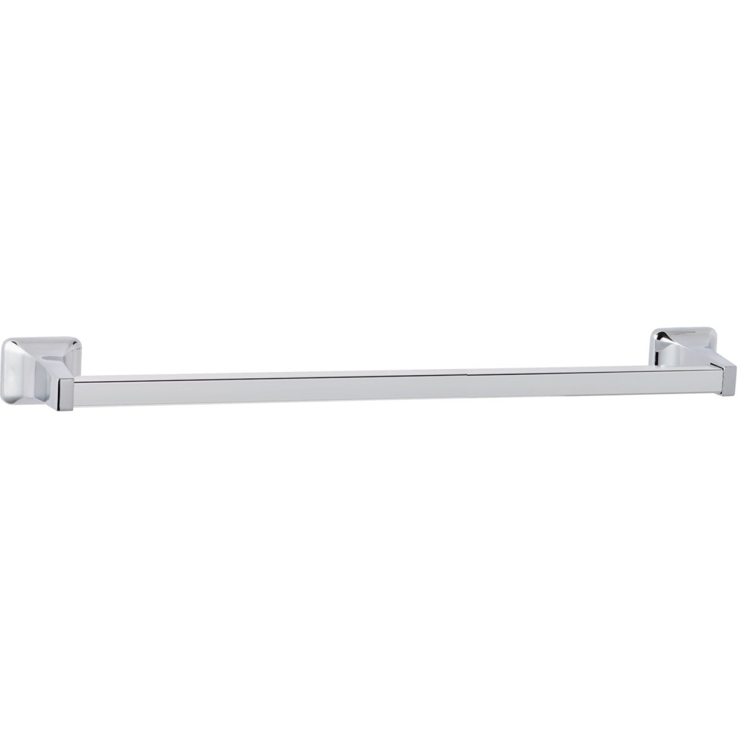 Home Impressions Vista 24 In. Polished Chrome Towel Bar Image 1