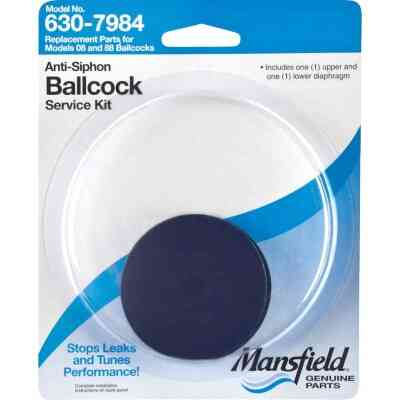 Mansfield Anti-Siphon Ballcock Repair Kit for Models 08 and 88