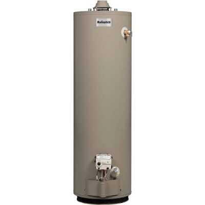 Reliance 75 Gal. Short 6yr 75,100 BTU High Recovery Natural Gas Water Heater