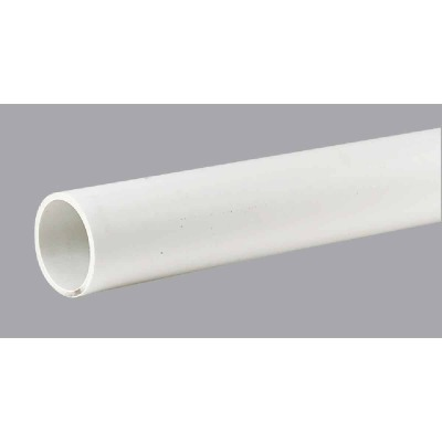 Charlotte Pipe 2 In. X 20 Ft. PVC-DWV Cellular Core Schedule 40 Pipe
