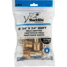 SharkBite 3/4 In. CF x 3/4 In. MPT Brass PEX Adapter Image 2