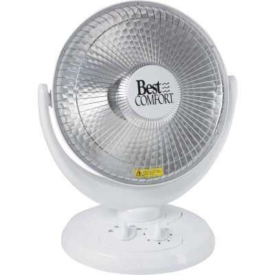 Best Comfort 800-Watt 120-Volt Parabolic Electric Space Heater