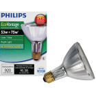 Philips EcoVantage 75W Equivalent Clear Medium Base PAR30L Halogen Spotlight Light Bulb  Image 1