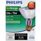 Philips EcoVantage 75W Equivalent Clear Medium Base PAR30L Halogen Spotlight Light Bulb  Image 2