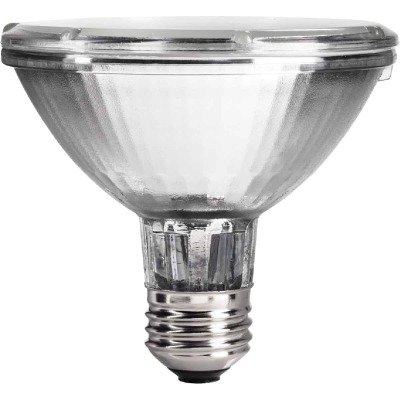 Philips EcoVantage 75W Equivalent Clear Medium Base PAR30S Halogen Spotlight Light Bulb