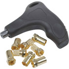 RCA 7.8 In. Plastic F-Connector Installation Tool Image 3