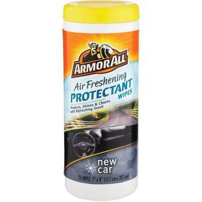 Armor New Car Scent Protectant Wipe
