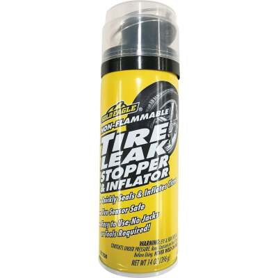 Gold Eagle 14 Oz. Aerosol Tire Puncture Sealer and Inflator