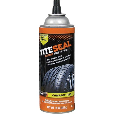 Tite-Seal 12 Oz. Aerosol Truck & SUV Tire Puncture Sealer and Inflator