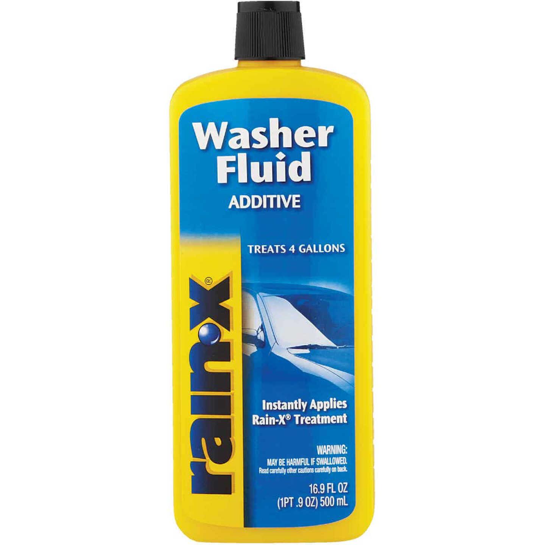 Rain-X 16.9 Oz. Squeeze Bottle Windshield Washer Additive Image 1