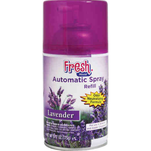 Fresh House 6 Oz. Lavender Air Freshener Refill