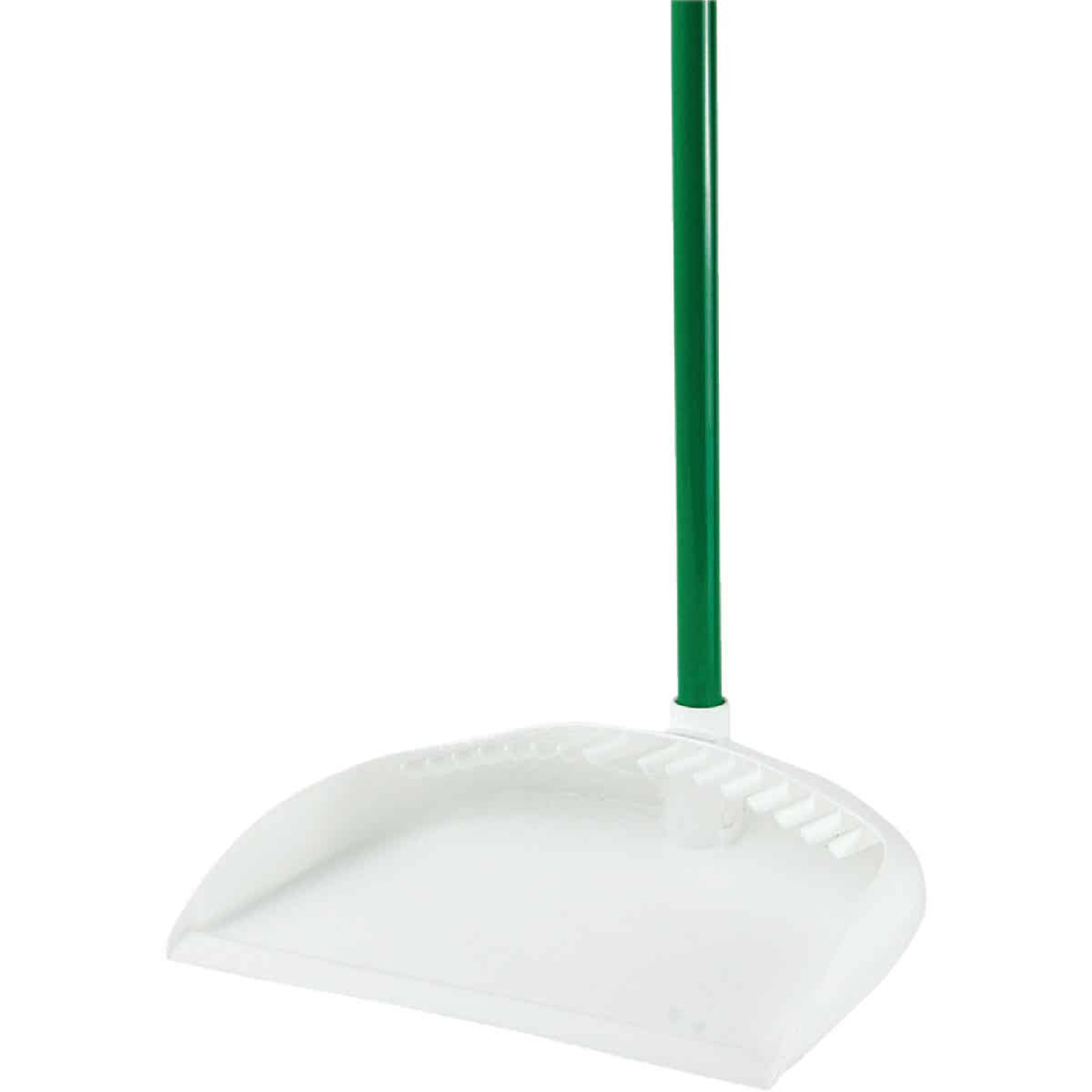 Libman Upright Long Handled Dust Pan Image 1