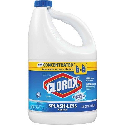 Clorox 116 Oz. Concentrated Splash-Less Bleach