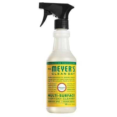 Mrs. Meyer's Clean Day 16 Oz. Honeysuckle Everyday Cleaner