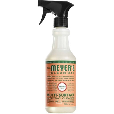 Mrs. Meyer's Clean Day 16 Oz. Geranium Multi-Surface Everyday Cleaner