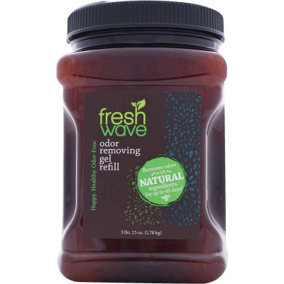 Fresh Wave 64 Oz. Unscented Gel Air Freshener Refill