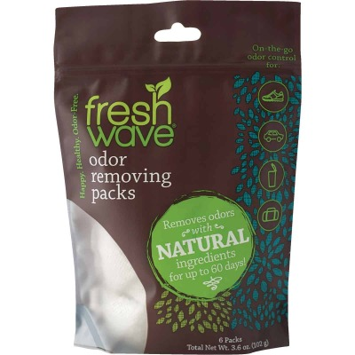 Fresh Wave Unscented Gel Air Freshener (5-Count)