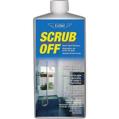 Ettore Scrub Off 16 Oz. Water Spot Remover