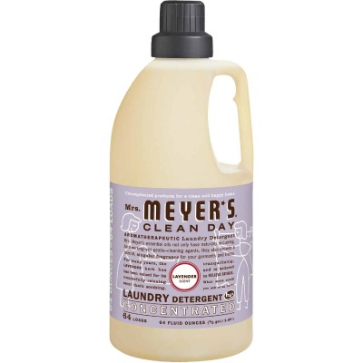 Mrs. Meyer's Clean Day 64 Oz. Lavender Concentrated Laundry Detergent